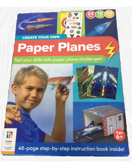 Create Your Own : Paper Planes Challenge