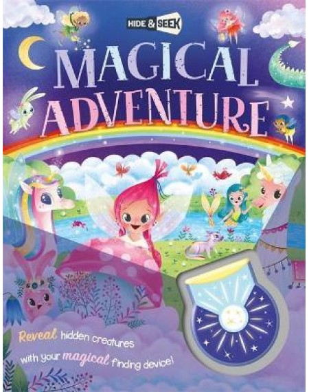 Magical Light Book WB : Magical Adventure