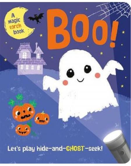Hide And Go Seek Magic Boo !