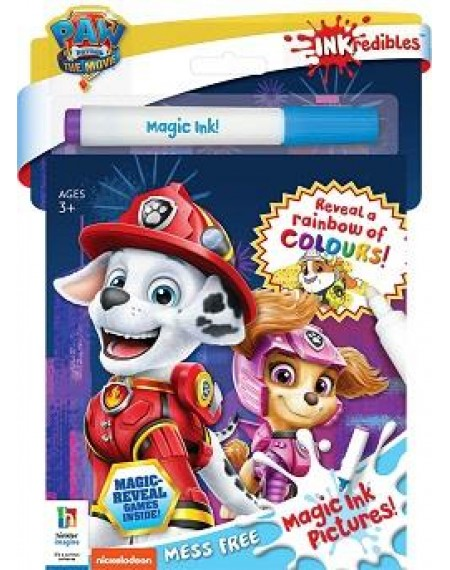Inkredibles Paw Patrol The Movie Magic Ink Pictures