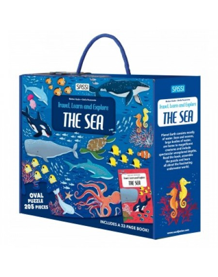 Travel, Learn And Explore : The Sea