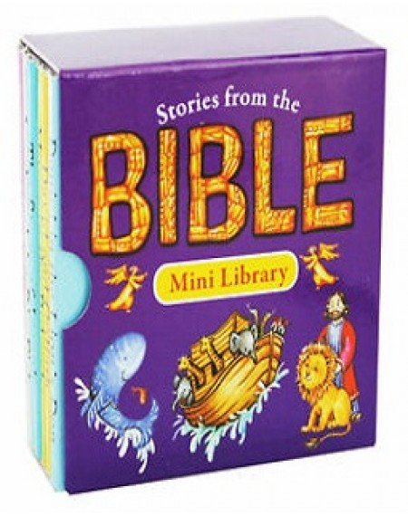 Temporarily Out Of Stock: Mini Library : Bible Stories