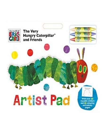 Artist Pad: The Very Hungry Caterpillar