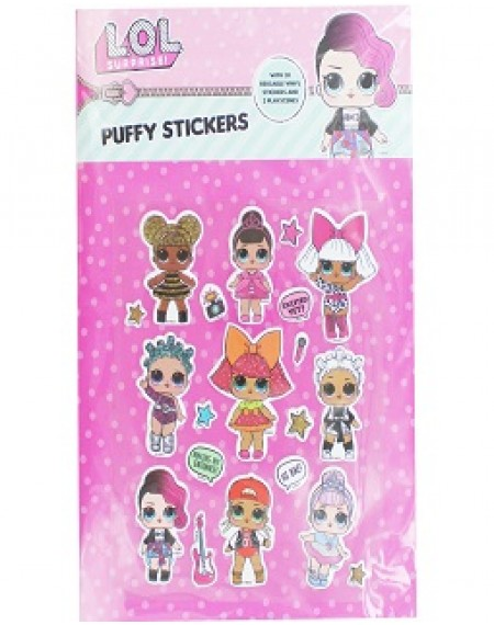 LOL Surprise Puffy Stickers