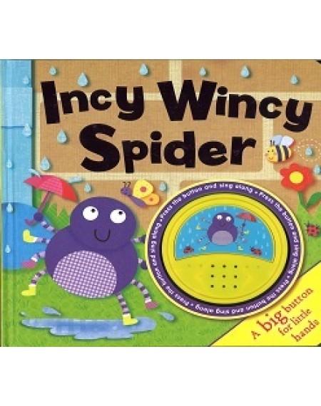 Big Button Sound : Incy Wincy Spider
