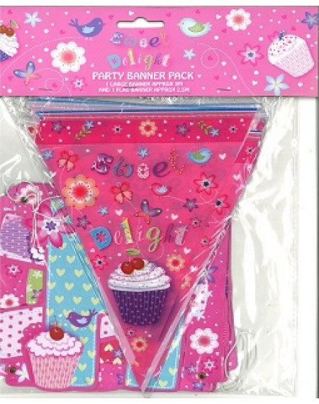 Cupcake- Banner Pack