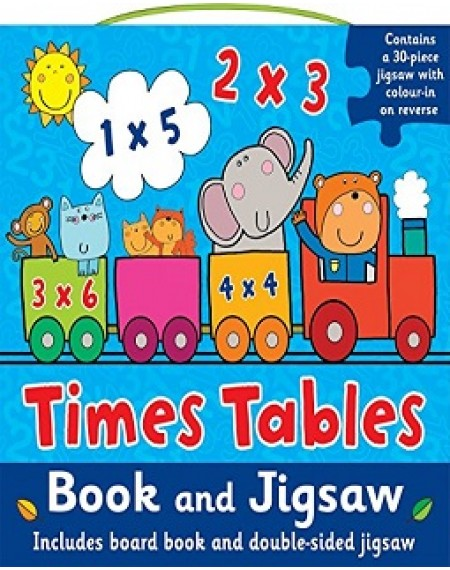 Book & Jigsaw Times Tables