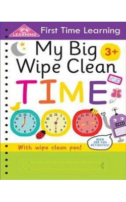 Wipe Clean Activity