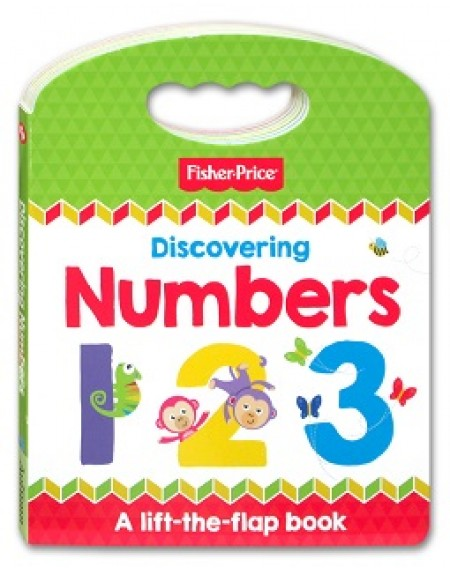 Fisher Price Lift and Learn Discovering Numbers