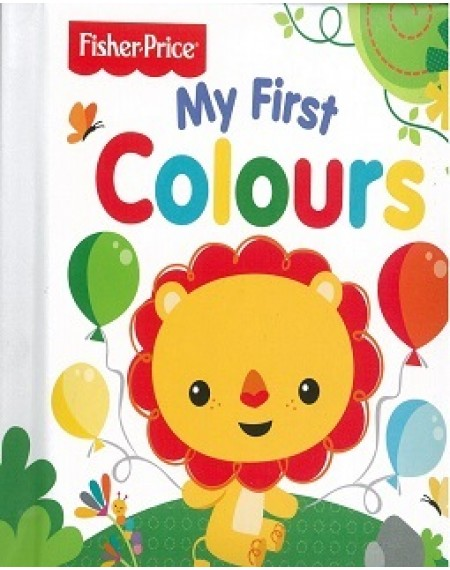 Fisher Price My First Colours