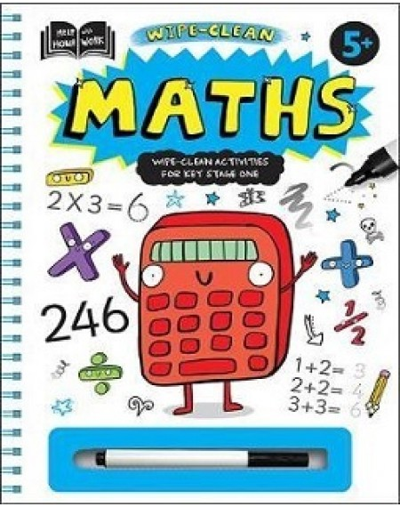 Temporarily out of stock:Help With Homework : 5+ Maths