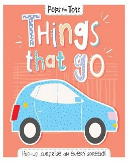 Pops for Tots: Things That Go