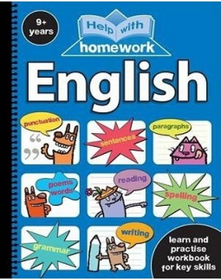 Temporarily Out Of Stock:Help With Homework Spirals : English