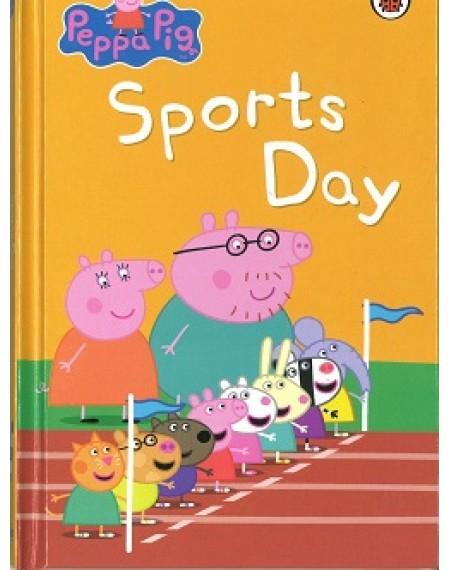 Peppa Pig Mini Hardback : Sports Day