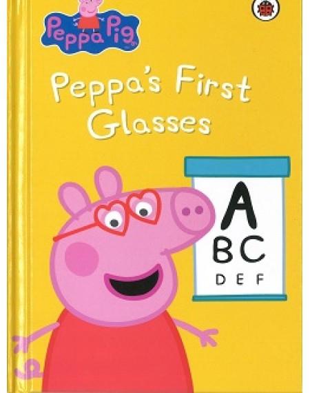 Peppa Pig Mini Hardback : Peppa's First