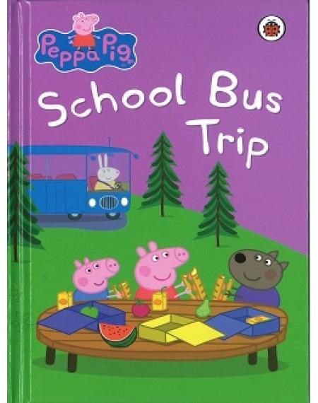 Peppa Pig Mini Hardback : School Bus Trip