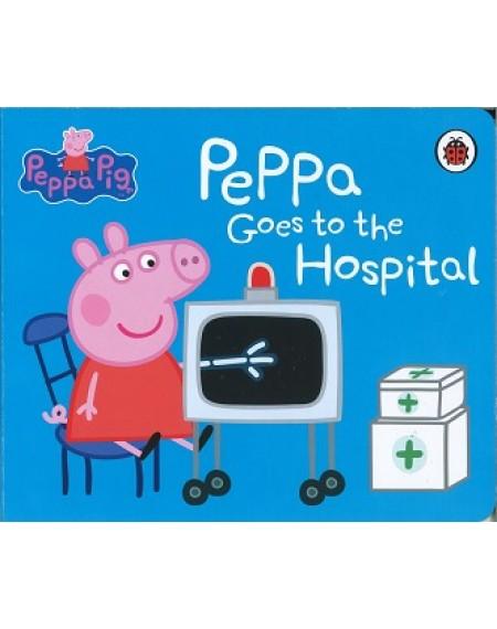 Peppa Goes To The Hospital