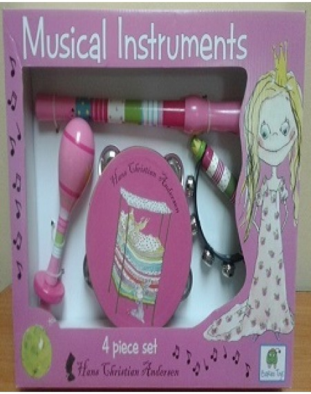 Hans Christian Andersen 4 piece musical set