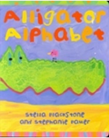 Alligator Alphabet Board Book