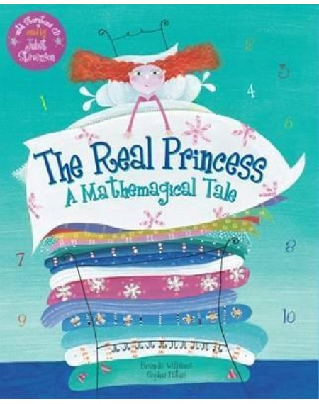 A Mathemagical Tale: A Real Princess (PB w Music CD)