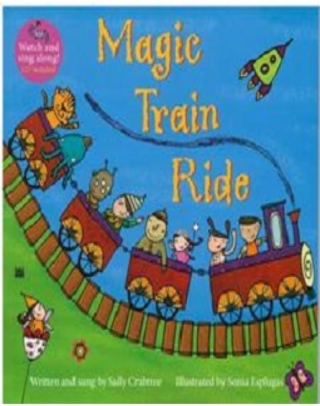 Magic Train Ride ( PB W Music CD )