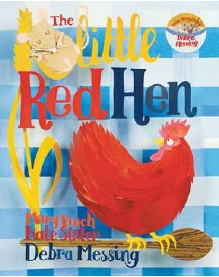 Little Red Hen With CD