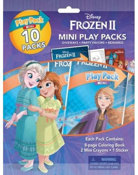 10-Pack Mini Play Packs : Frozen 2
