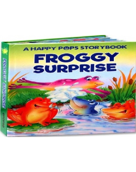 Happy Pops: Froggy Surprise
