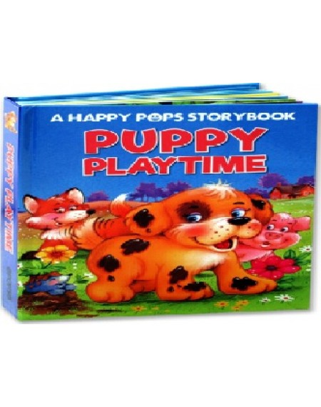 Happy Pop : Puppy Playtime