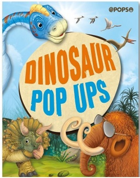 Large Padded Pop UP : Dinosaur