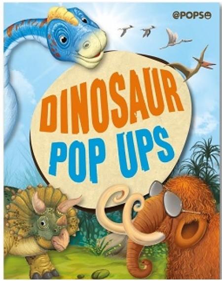 Large Padded Pop UP : Dinosaur