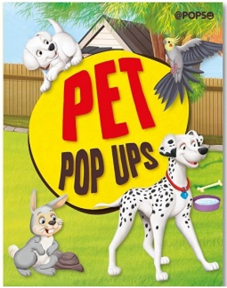 Large Padded Pop Up : Pets