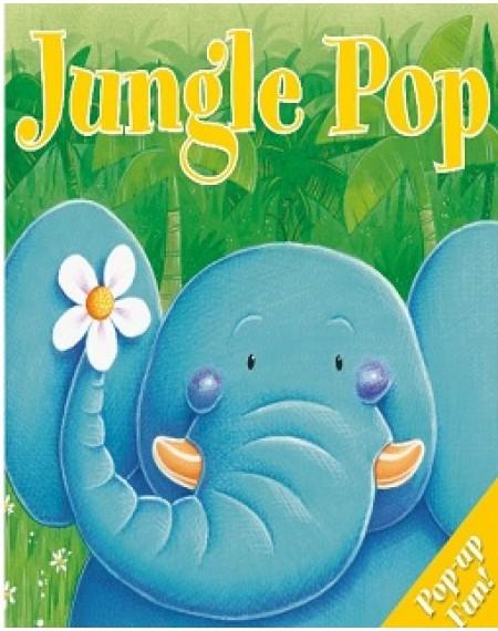 Pop Up Fun Book : Jungle