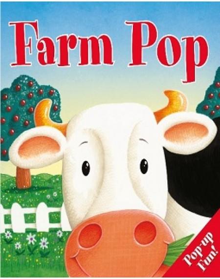 Pop Up Fun Book : Farm