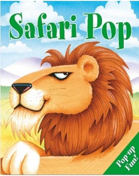Pop Up Fun Book : Safari