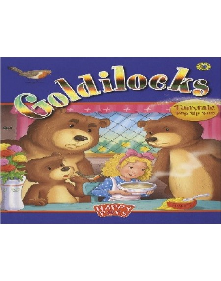 Happy Pops : Goldilocks