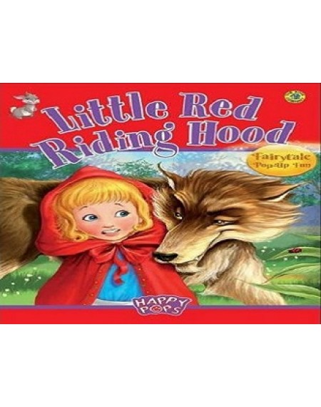 Happy Pops : Little Red Riding Hood