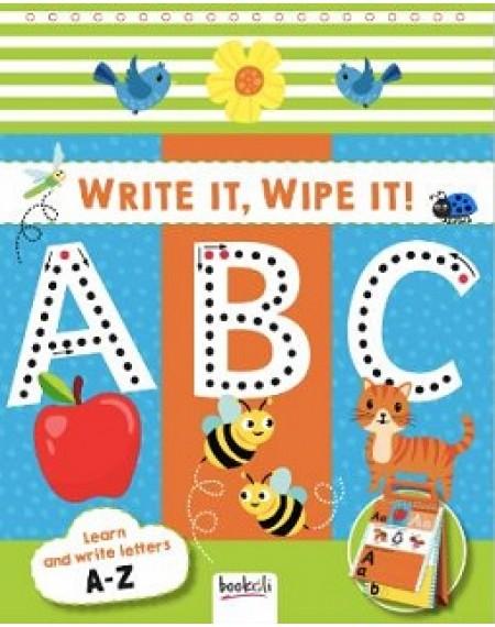Write It, Wipe It ! ABC
