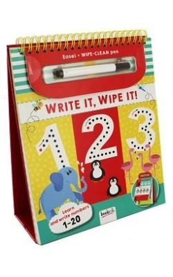 Wipe Clean Activity