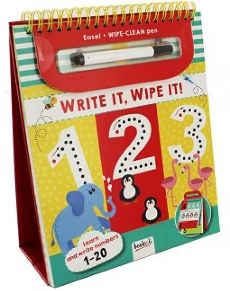 123 Write It, Wipe It !