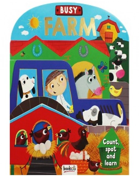 3D Boards : Busy Farm