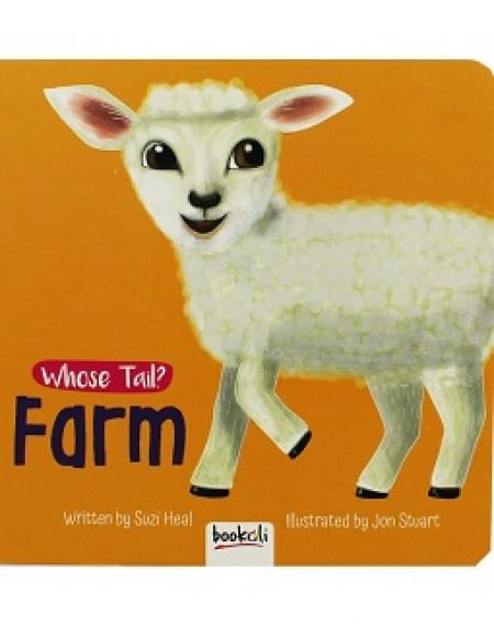 Board Book: Whose Tail ? Farm