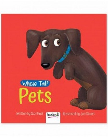 Board Book: Whose Tail ? Pet