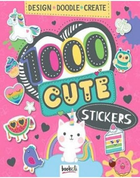 1001 Cute Stickers