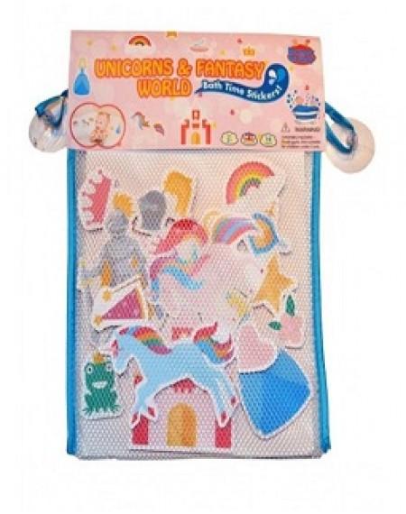 Bath Sticker : Unicorn Fantasy