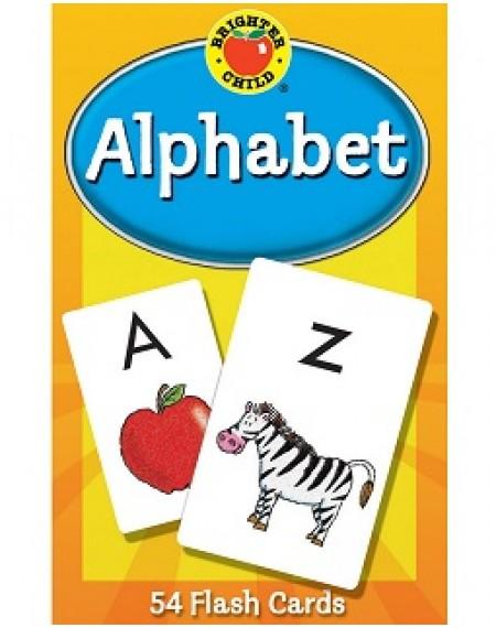 Brighter Child® Alphabet Flash Cards