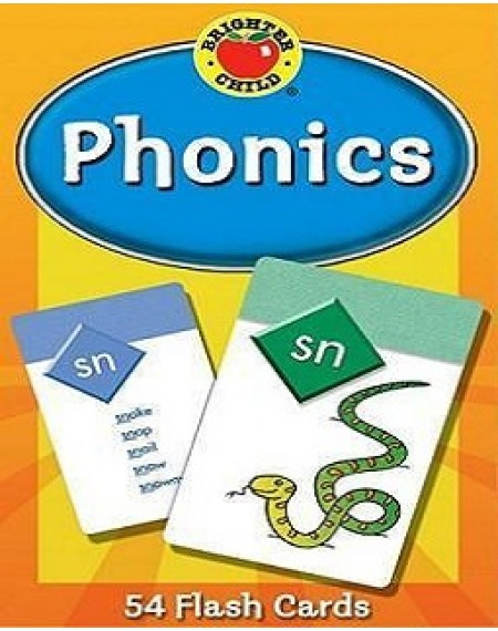 Brighter Child® Phonics Flash Cards
