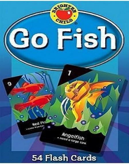 Brighter Child® Go Fish Flash Cards