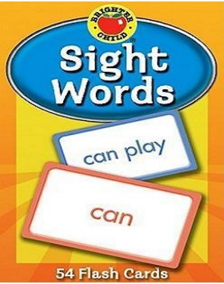 Brighter Child® Sight Words Flash Cards