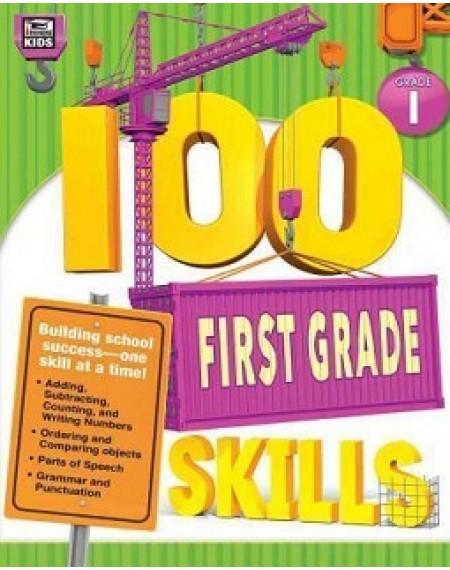 100 First Grade Skills Book